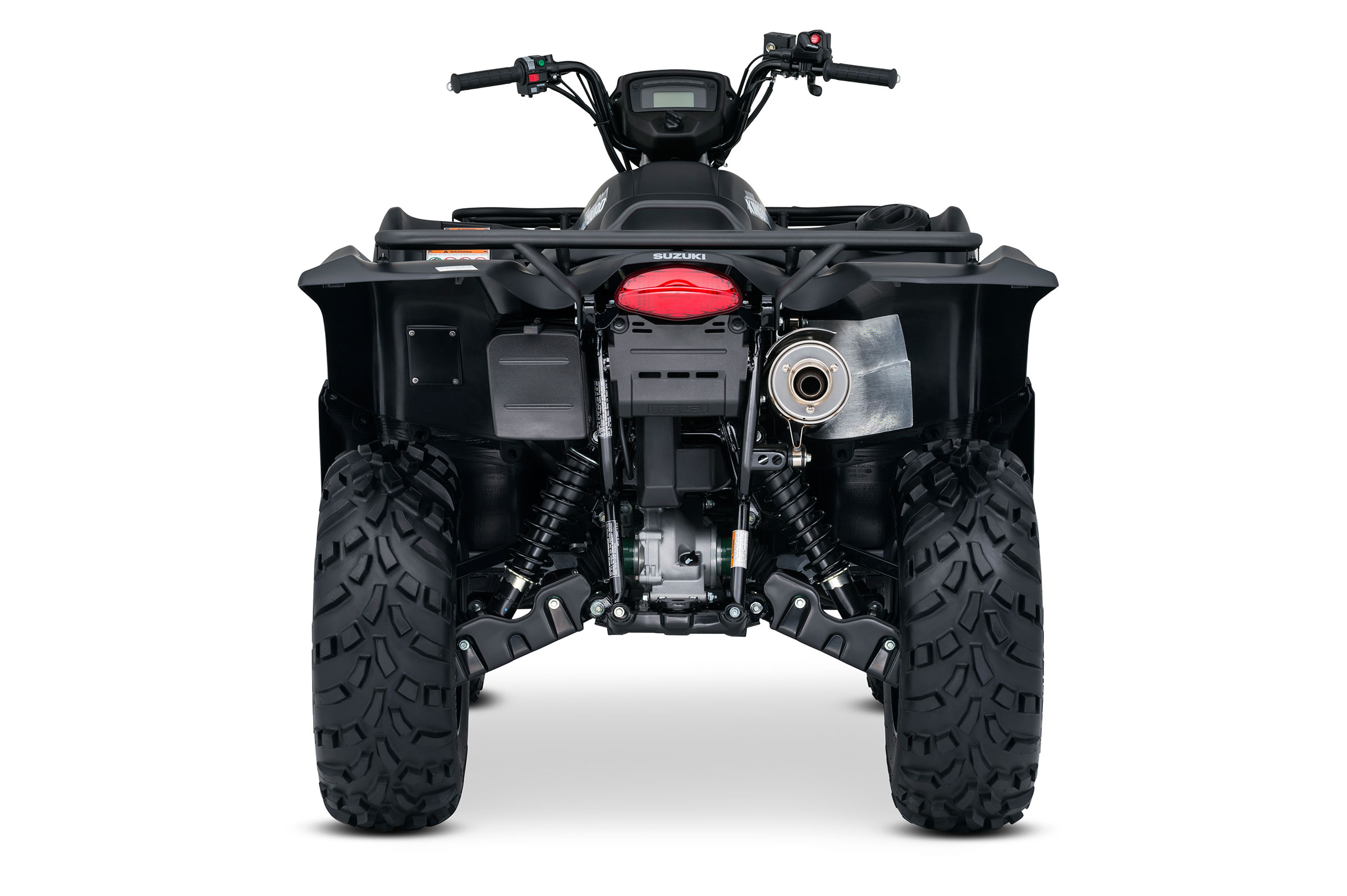 2018 Suzuki KingQuad 750AXi Power Steering Special Edition in Van Nuys, California