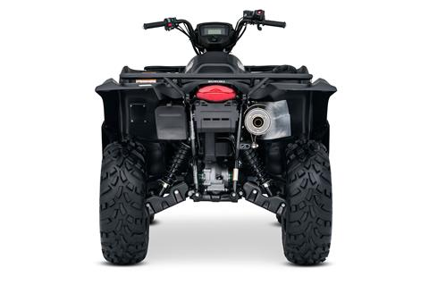 2018 Suzuki KingQuad 750AXi Power Steering Special Edition in Fayetteville, Georgia