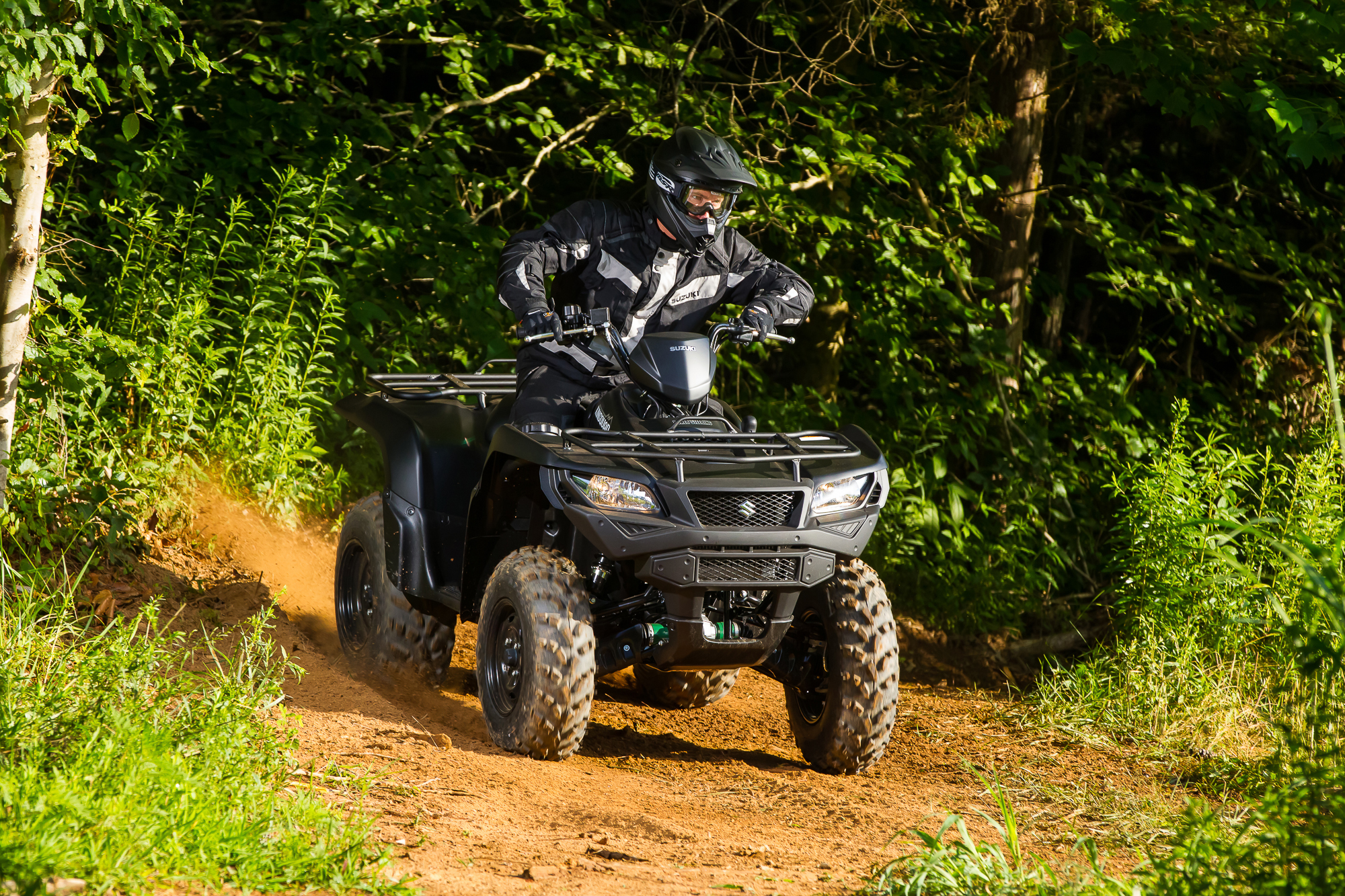 2018 Suzuki KingQuad 750AXi Power Steering Special Edition in Oakdale, New York