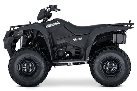 2018 Suzuki KingQuad 750AXi Power Steering Special Edition in Simi Valley, California - Photo 2