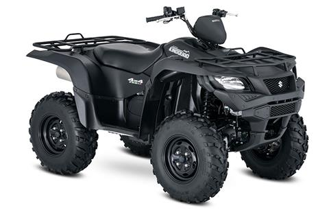 2018 Suzuki KingQuad 750AXi Power Steering Special Edition in Simi Valley, California - Photo 3