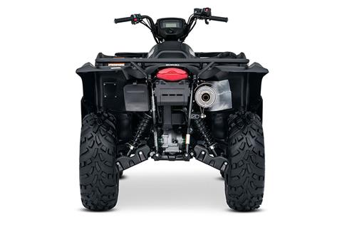 2018 Suzuki KingQuad 750AXi Power Steering Special Edition in Van Nuys, California - Photo 8