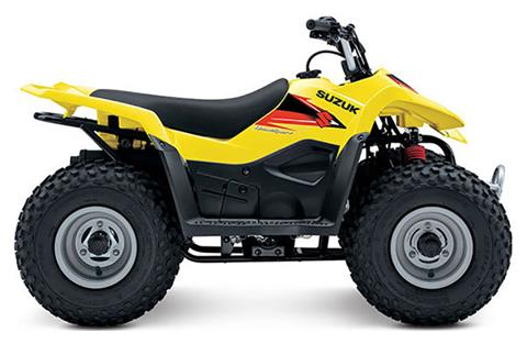 2018 Suzuki QuadSport Z50 in Trevose, Pennsylvania