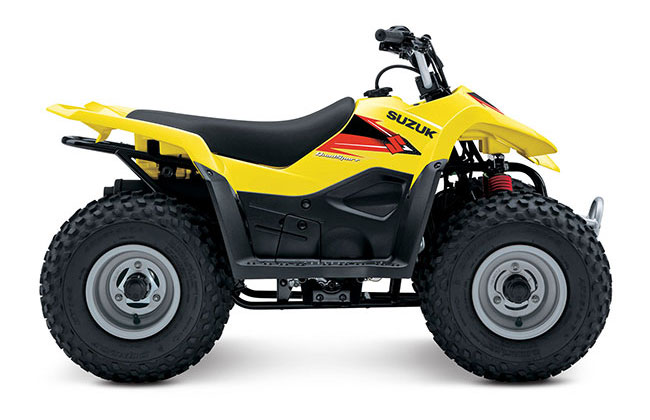 2018 Suzuki QuadSport Z50 in Asheville, North Carolina