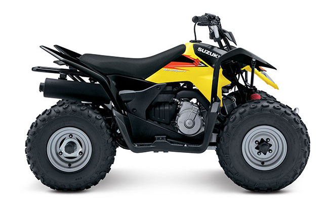 2018 Suzuki QuadSport Z90 in Asheville, North Carolina