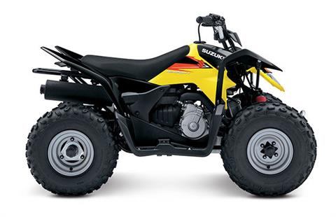 2018 Suzuki QuadSport Z90 in Hancock, Michigan