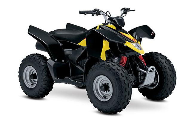 2018 Suzuki QuadSport Z90 in Goleta, California