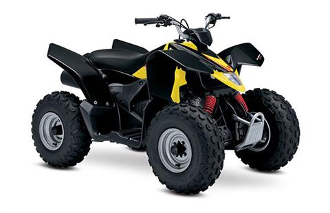 2018 Suzuki QuadSport Z90 in Phillipston, Massachusetts