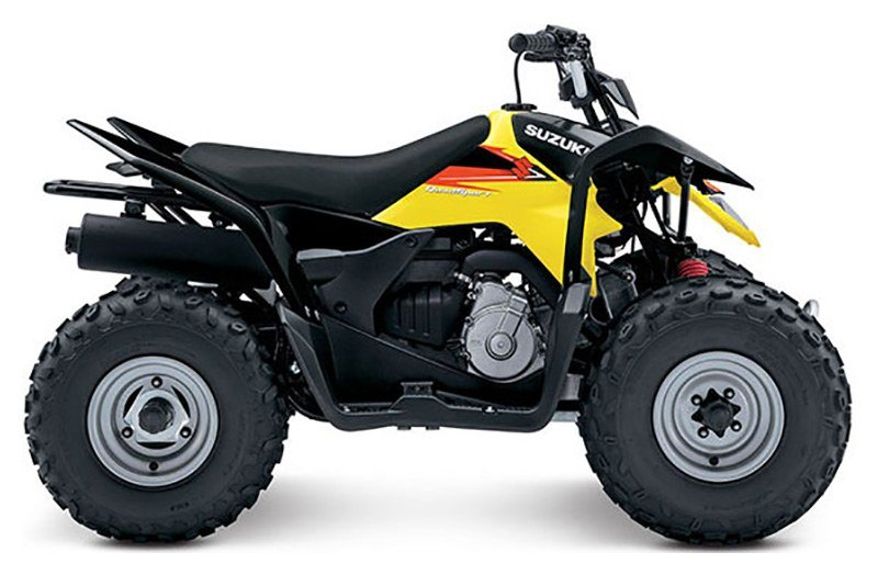 2018 Suzuki QuadSport Z90 in Warren, Michigan - Photo 1
