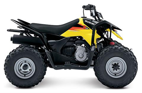 2018 Suzuki QuadSport Z90 in Sacramento, California