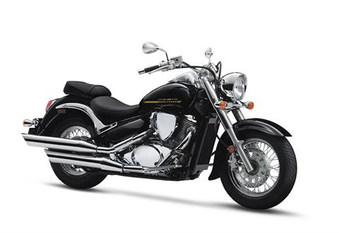 2018 Suzuki Boulevard C50 in Asheville, North Carolina