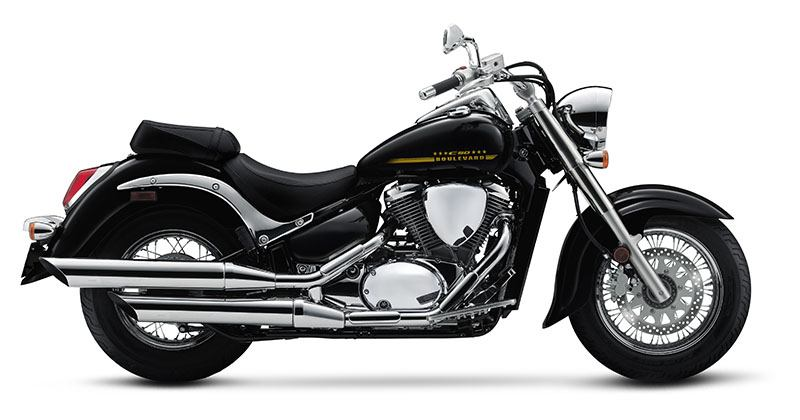 2018 Suzuki Boulevard C50 in Mechanicsburg, Pennsylvania