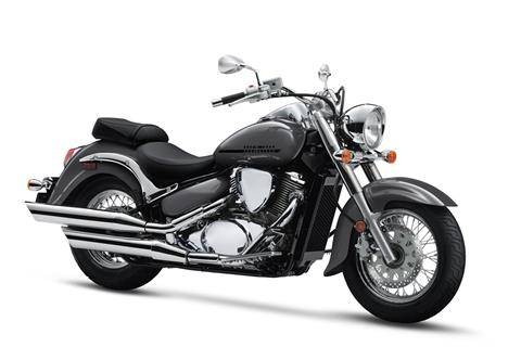 2018 Suzuki Boulevard C50 in Concord, New Hampshire