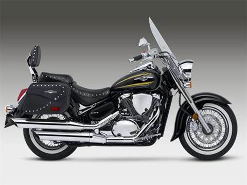 2018 Suzuki Boulevard C50T in Hickory, North Carolina