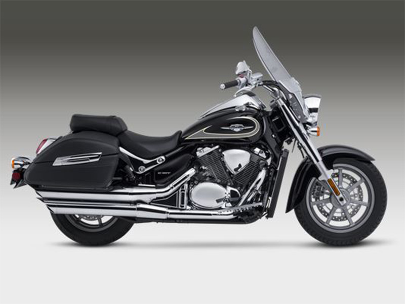 2018 Suzuki Boulevard C90T in West Bridgewater, Massachusetts
