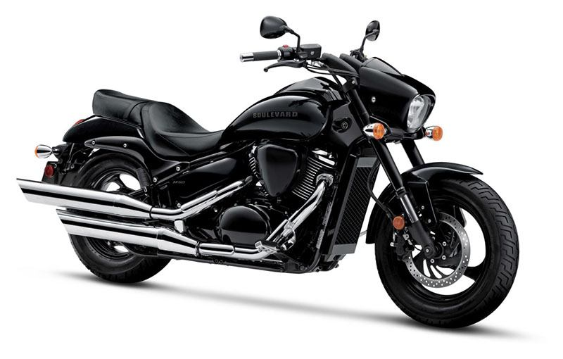2018 Suzuki Boulevard M50 in Belleville, Michigan