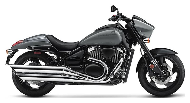 2018 Suzuki Boulevard M90 in Simi Valley, California - Photo 1