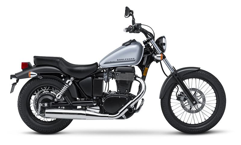 2018 Suzuki Boulevard S40 in Simi Valley, California - Photo 1