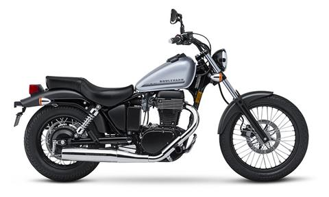 2018 Suzuki Boulevard S40 in Mechanicsburg, Pennsylvania - Photo 1