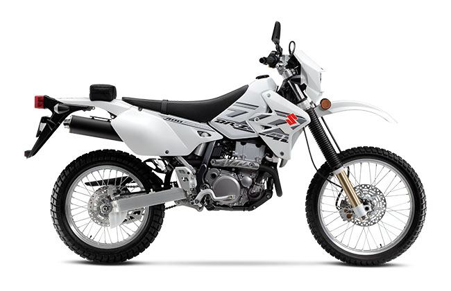 2018 Suzuki DR-Z400S in Phillipston, Massachusetts