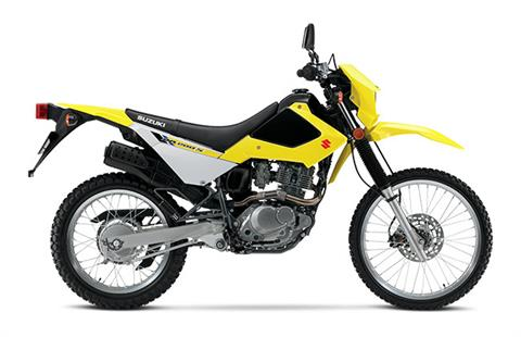 2018 Suzuki DR200S in Albemarle, North Carolina