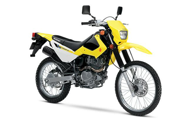 2018 Suzuki DR200S in Coloma, Michigan