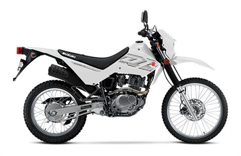2018 Suzuki DR200S in Anchorage, Alaska