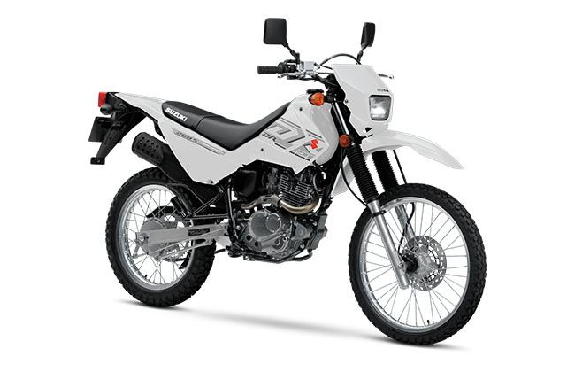 2018 Suzuki DR200S in Billings, Montana
