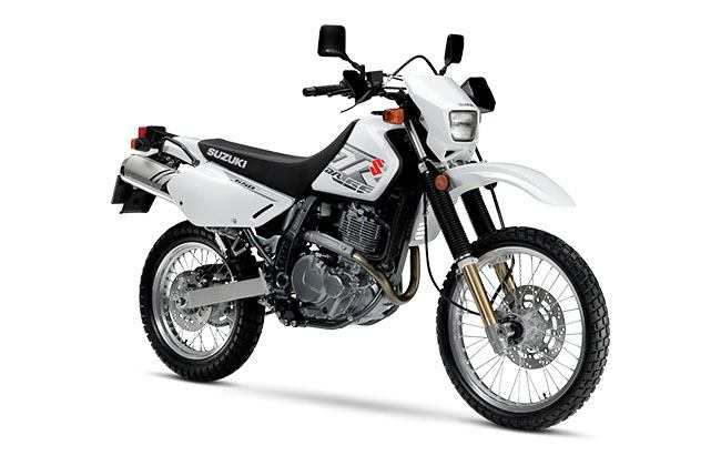 2018 Suzuki DR650S in Johnson City, Tennessee