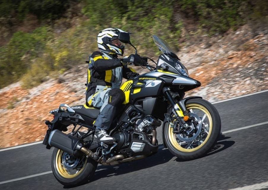 2018 Suzuki V-Strom 1000XT in Grass Valley, California