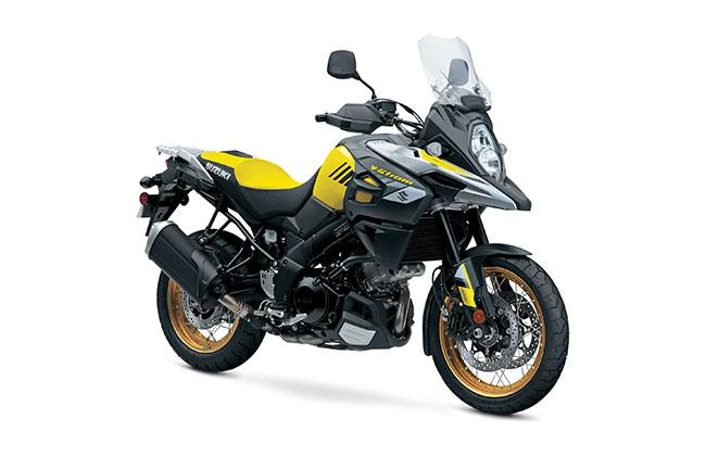 2018 Suzuki V-Strom 1000XT in Olean, New York
