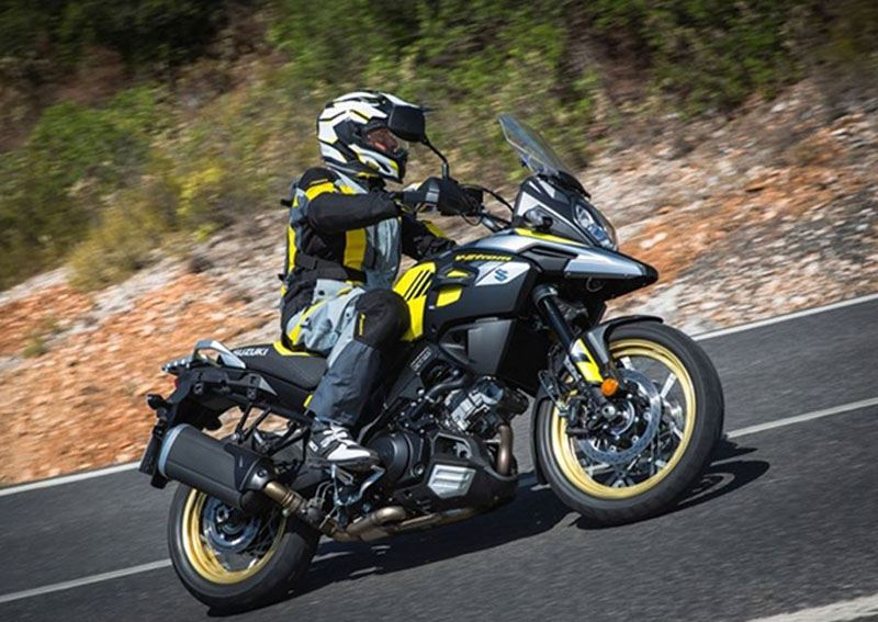 2018 Suzuki V-Strom 1000XT in Irvine, California