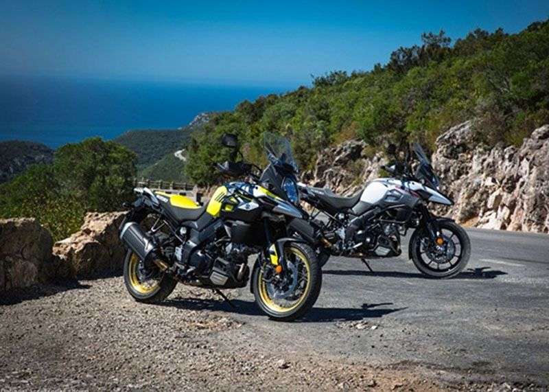 2018 Suzuki V-Strom 1000XT in Petaluma, California - Photo 3