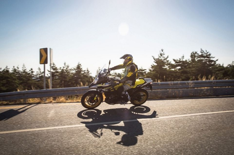 2018 Suzuki V-Strom 1000XT in Hancock, Michigan