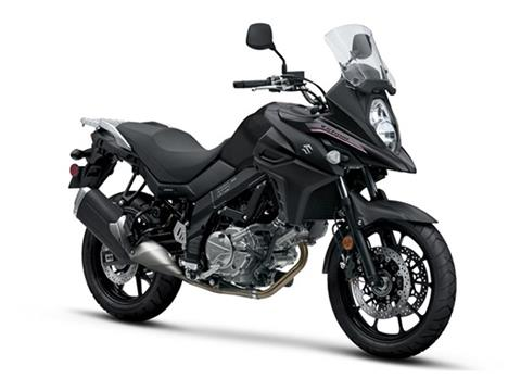 2018 Suzuki V-Strom 650 in Concord, New Hampshire