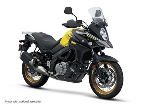 2018 Suzuki V-Strom 650XT in Concord, New Hampshire