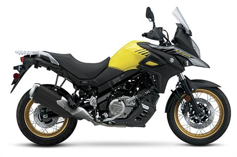 2018 Suzuki V-Strom 650XT in Danbury, Connecticut