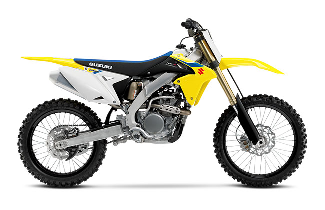 2018 Suzuki RM-Z250 in West Bridgewater, Massachusetts