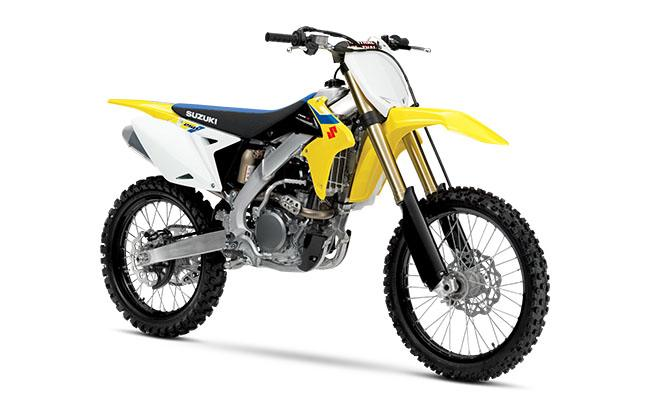 2018 Suzuki RM-Z250 in Phillipston, Massachusetts