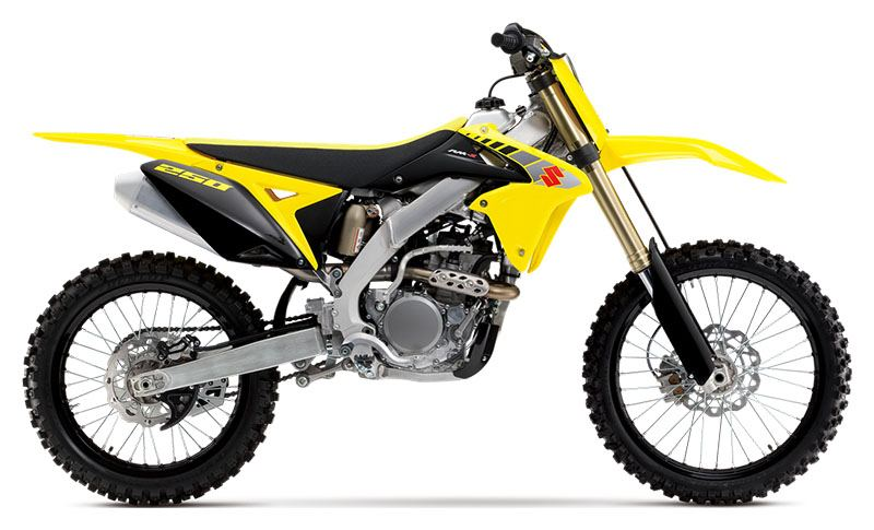 2018 Suzuki RM-Z250 in Albemarle, North Carolina - Photo 1