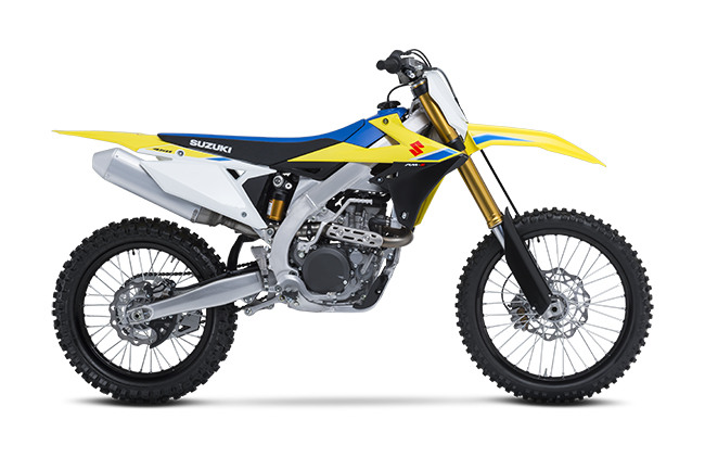 2018 Suzuki RM-Z450 in Galeton, Pennsylvania