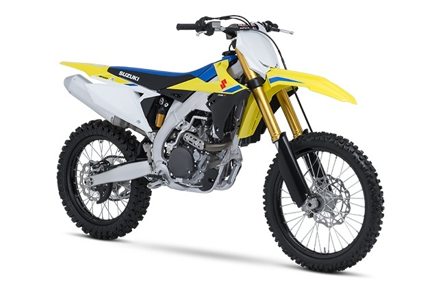 2018 Suzuki RM-Z450 in Concord, New Hampshire