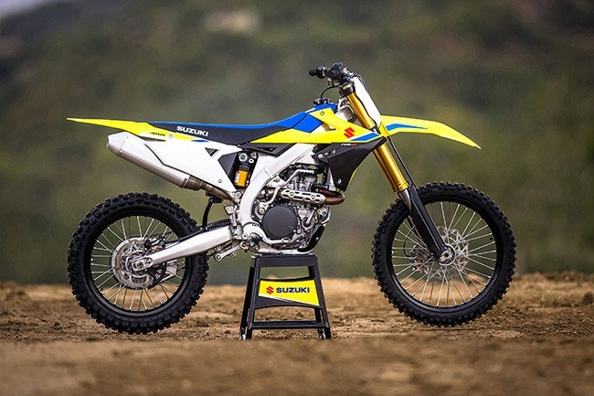 2018 Suzuki RM-Z450 in Bakersfield, California - Photo 4