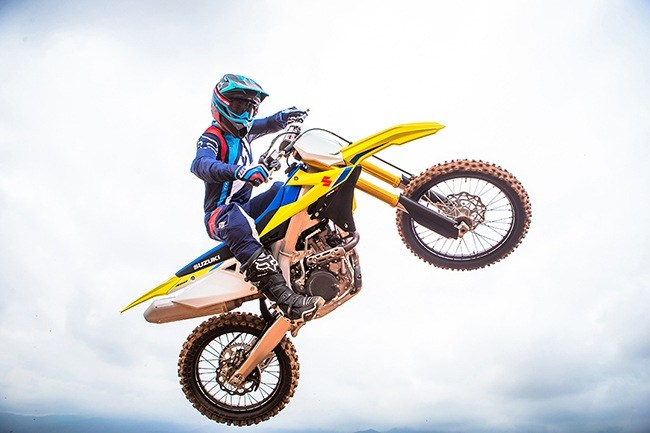 2018 Suzuki RM-Z450 in Asheville, North Carolina