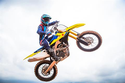 2018 Suzuki RM-Z450 in Tyrone, Pennsylvania - Photo 4