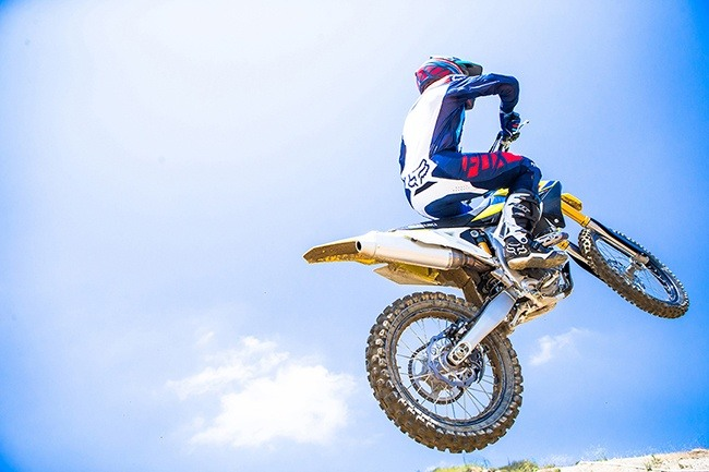2018 Suzuki RM-Z450 in Centralia, Washington