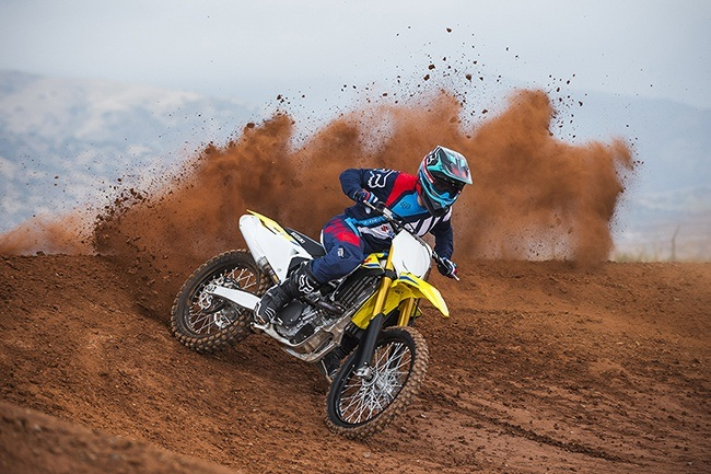 2018 Suzuki RM-Z450 in Fairfield, Illinois
