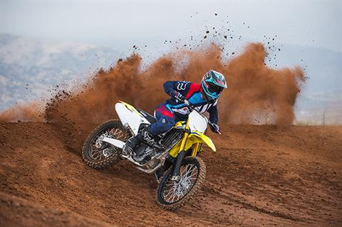 2018 Suzuki RM-Z450 in Rock Falls, Illinois