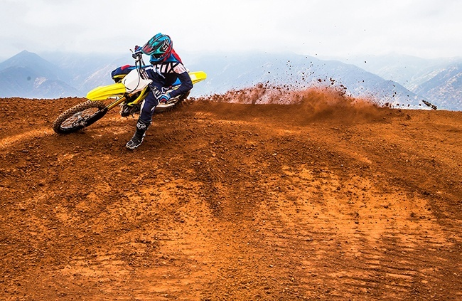 2018 Suzuki RM-Z450 in Phillipston, Massachusetts