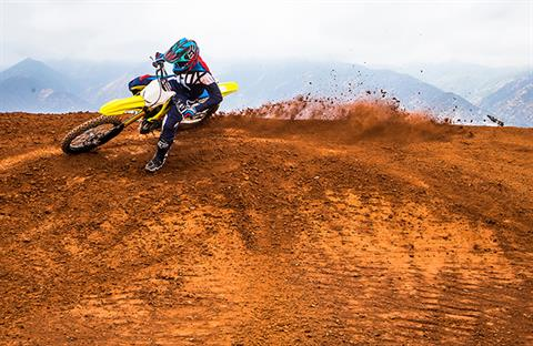 2018 Suzuki RM-Z450 in Florence, South Carolina